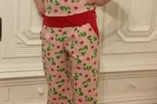 Makerist - Erdbeer Jumpsuit - 1