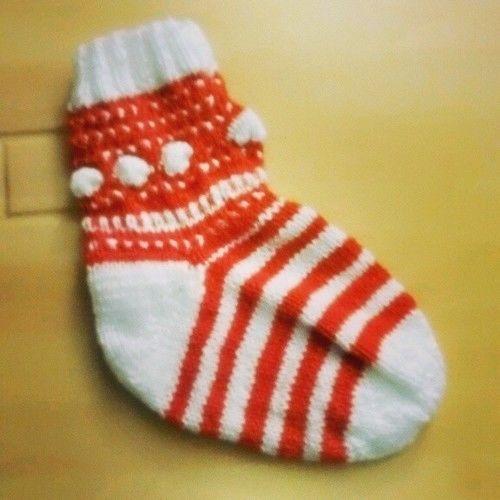 Makerist - Weihnachtssocken-KAL - Strickprojekte - 1