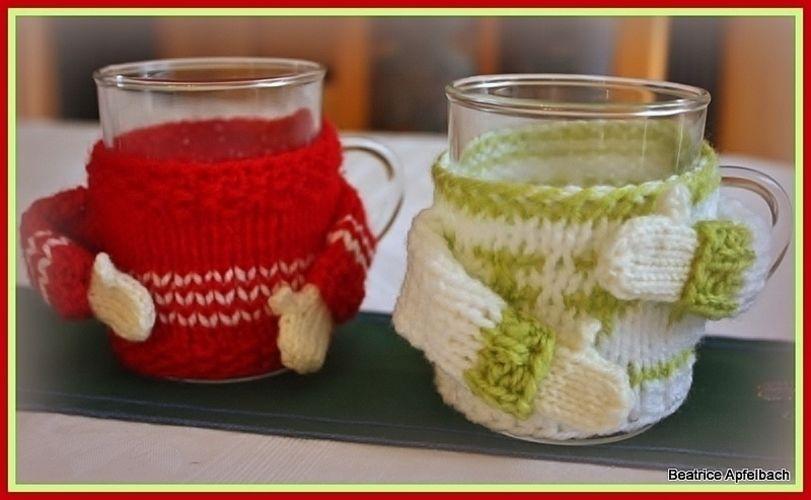 Makerist - ... kleine Geschenke  für Weihnachten.... - Strickprojekte - 1