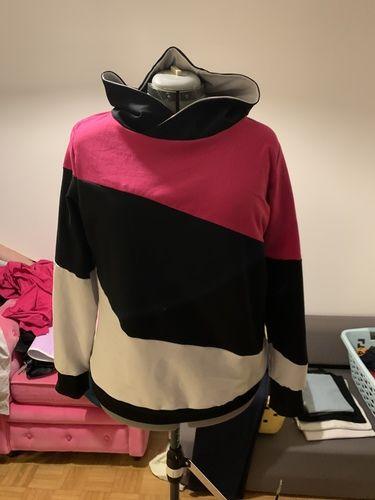 Makerist - Sweat slash 2 eme jersey - Créations de couture - 1