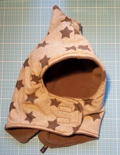 Makerist - Astronautenmütze aus Innenfutter Fleece und außen Jersey - Nähprojekte - 1