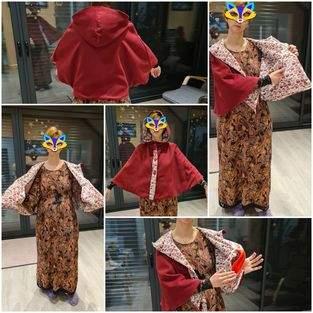 Makerist - cape courte femme  - 1
