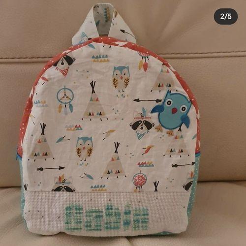 Makerist - sac à dos crèche/maternelle  - Créations de couture - 1