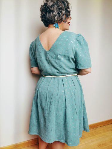 Makerist - Une robe esprit vintage  - Créations de couture - 1