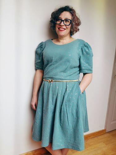Makerist - Une robe esprit vintage  - Créations de couture - 2