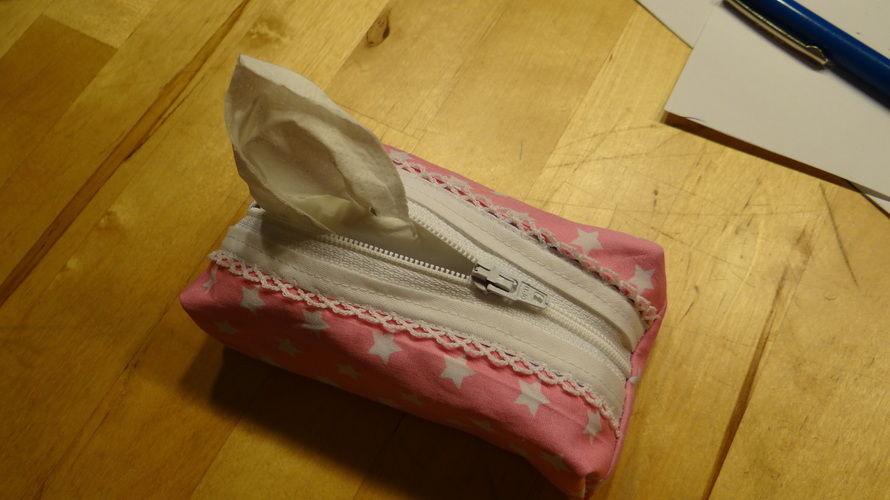 Makerist - Taschentüchertasche - Nähprojekte - 3
