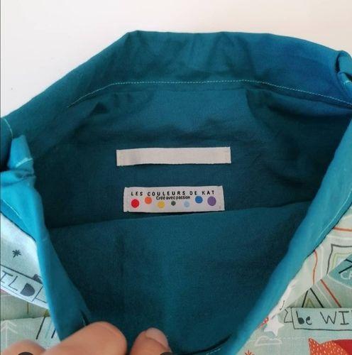 Makerist - Sac à dos lison  - Créations de couture - 2