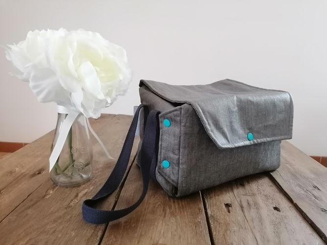 Makerist - Lunch box lily taille 3  - Créations de couture - 1