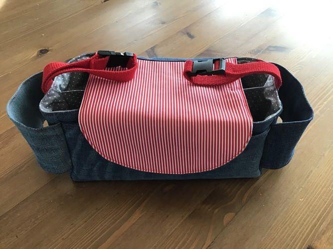 Makerist - Kinderwagentasche  - Nähprojekte - 1