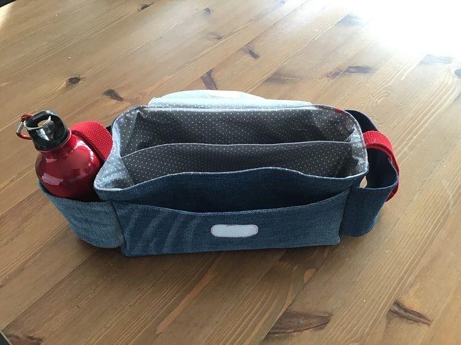 Makerist - Kinderwagentasche  - Nähprojekte - 2