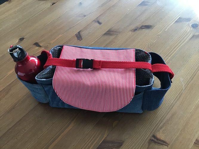 Makerist - Kinderwagentasche  - Nähprojekte - 3