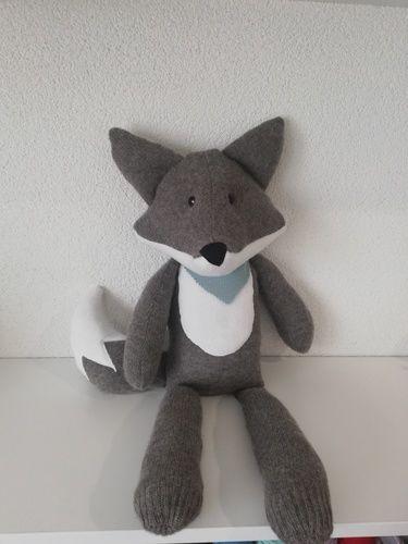 Makerist - Fox from cashmere - Nähprojekte - 2