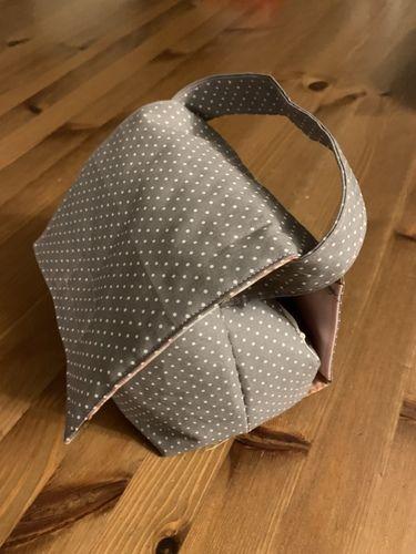 Makerist - Kosmetik Tasche mit Tunnelzug - Nähprojekte - 1