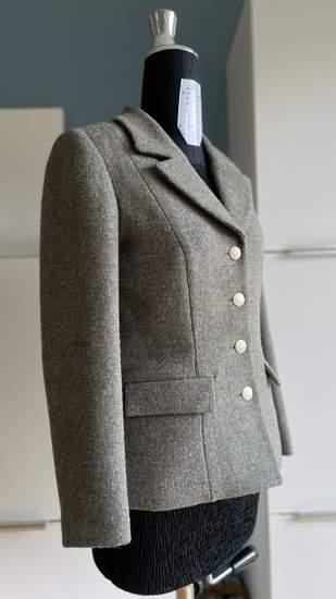Blazer aus Harris Tweed
