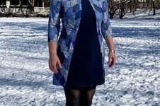 Makerist - Kleid Fanni von Purpurnaht  - 1