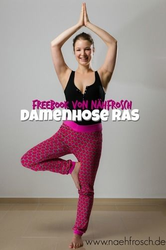 Makerist - Gemütliche schnelle Damenhose RAS - Nähprojekte - 1