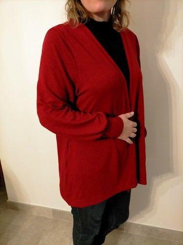 Makerist - Gilet Isidore Petit Patron - Créations de couture - 2