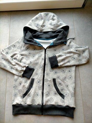 Makerist - Sweat à capuche Stina Femme - Créations de couture - 3