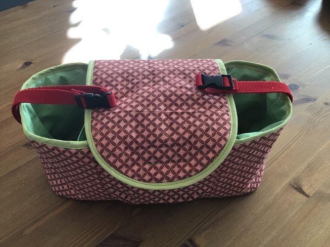 Makerist - Kinderwagen Tasche Organizer  - Nähprojekte - 3