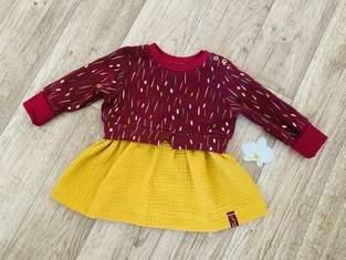 Makerist - Girly-Sweater von Schleiferlwerk Größe 80 - 1