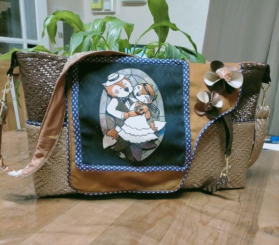 Makerist - Sac Gigi  - Créations de couture - 1