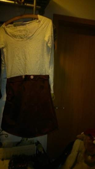 Makerist - mein Weihnachts Kleid - 1