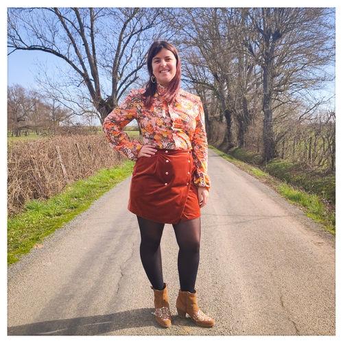 Makerist - Chemise Bridget - Créations de couture - 1