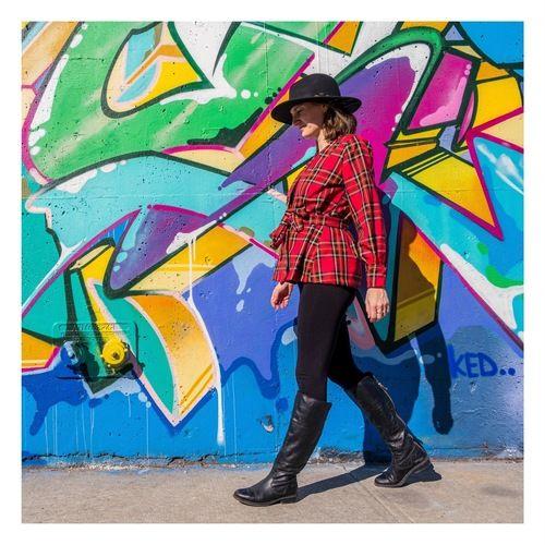 Makerist - Gilet Isidore - Petit Patron Couture - Tartan - Créations de couture - 2