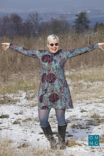 Makerist - 60er Jahre Kleid Fanni  - Nähprojekte - 1