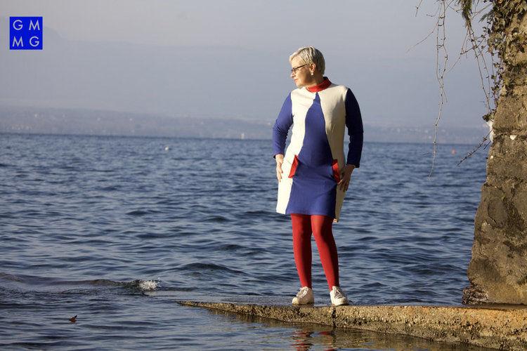 Makerist - 60er Jahre Kleid Fanni  - Nähprojekte - 2