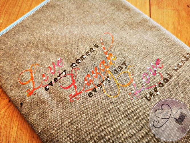 Makerist - Tablettasche mit Plott - DIY-Projekte - 1