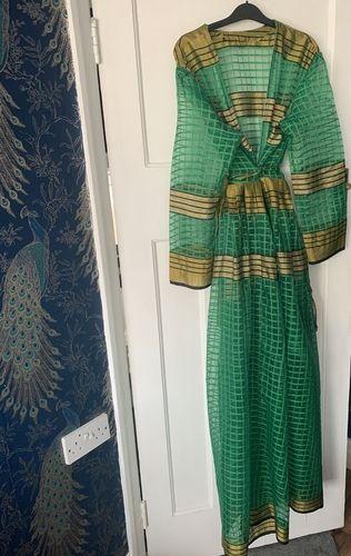 Makerist - Gathered Dressing Gown (Cassandra Ellis) - #makeristathome - 1