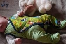 Makerist - Wickelstrampler für mein Baby - 1