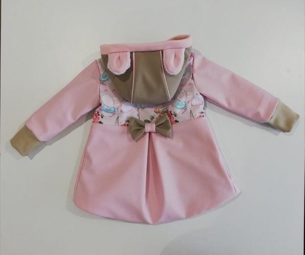 Makerist - Coat for my lovely baby girl - Nähprojekte - 2