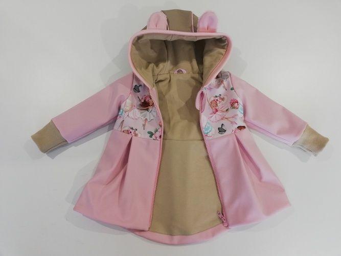 Makerist - Coat for my lovely baby girl - Nähprojekte - 3