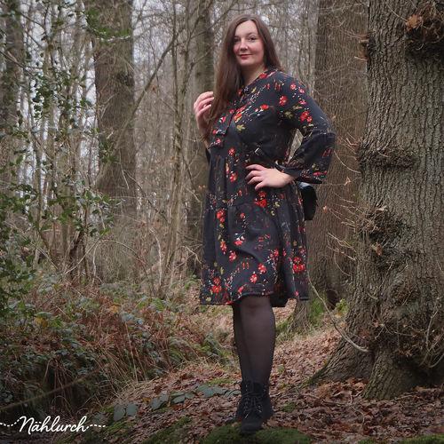 Makerist - Nelina Boho Kleid von ki-ba-doo - Nähprojekte - 1