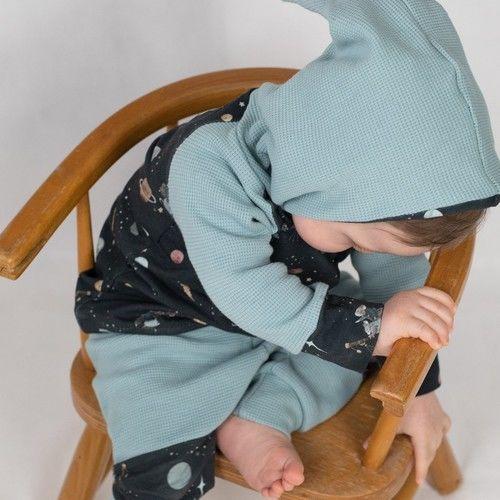 Makerist - Shirt Sarayu mit Zipfelkapuze oder Stehkragen aus Jersey für Kinder - Nähprojekte - 1