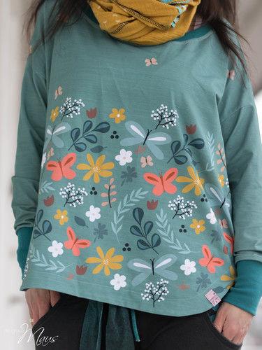 Makerist - Mein neues Oversize Shirt - Nähprojekte - 1