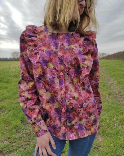 Makerist - Chemise Ballada - Créations de couture - 3
