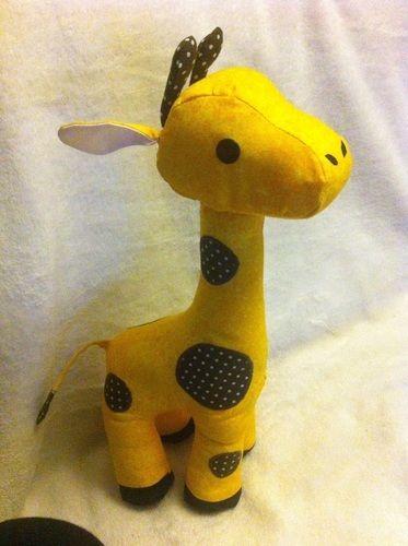 Makerist - Giraffe von DIY Fluffies - Nähprojekte - 1