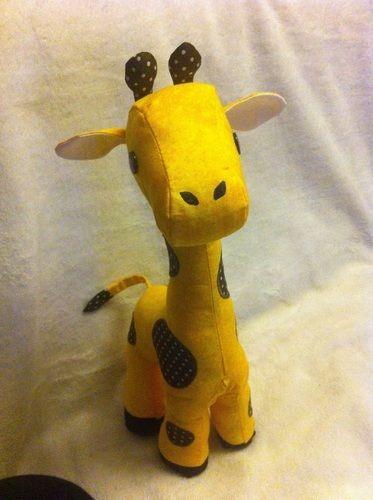 Makerist - Giraffe von DIY Fluffies - Nähprojekte - 2