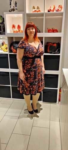 Makerist - Yenna aus Jersey für große Mädels - Nähprojekte - 1