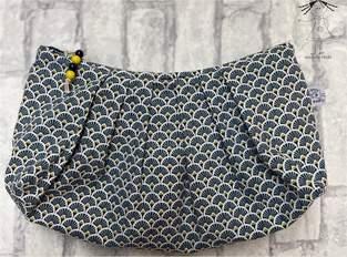 Falten-Tasche Colette von SewSimple