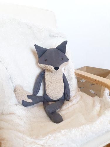 Makerist - Petit Loup - Créations de couture - 1