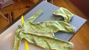 Makerist - Overall (R)eingepackt aus Softshell - 1