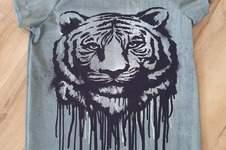 Makerist - Tigershirt für Delio - 1