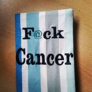Hülle für Krebspass