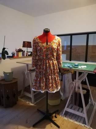Makerist - Robe gilda - 1