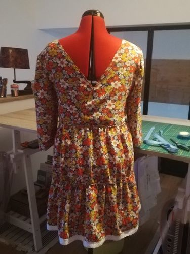 Makerist - Robe gilda - Créations de couture - 2