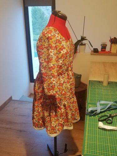Makerist - Robe gilda - Créations de couture - 3